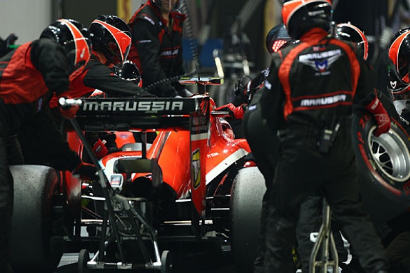 Manor F1 team gets approval to come out of administration
