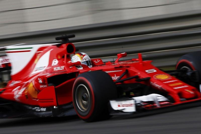Chinese GP: Sebastian Vettel 'chickened' on brakes on final Q3 lap