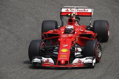 Kimi Raikkonen hit by F1 understeer problems again at Chinese GP