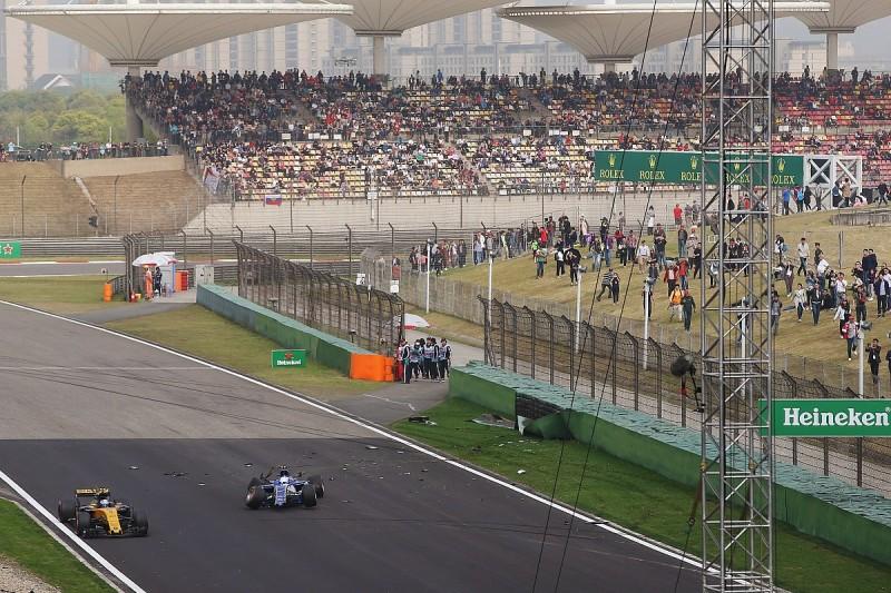 Romain Grosjean and Jolyon Palmer get Chinese GP F1 grid penalties