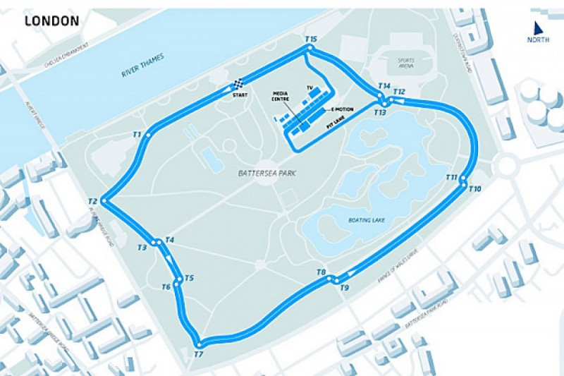 Formula E London race to be a double-header in Battersea Park