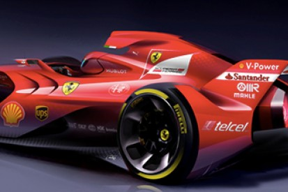 Analysis: Ferrari concept shows looks matter in Formula 1