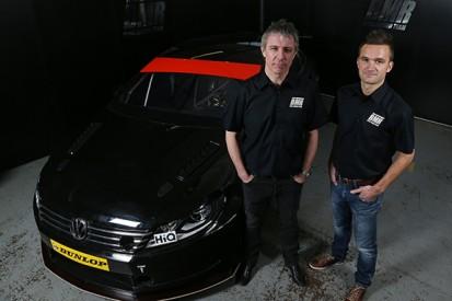 Colin Turkington and Jason Plato to race BMR Volkswagens in BTCC