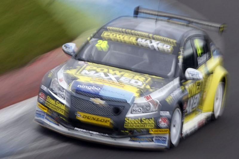 Chris Stockton sells British Touring Car team and Chevrolet Cruze