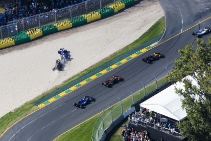 Magnussen denies apologising to Ericsson for Australian GP F1 clash
