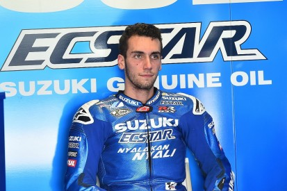 Alex Rins cleared to race with injury in MotoGP Argentina