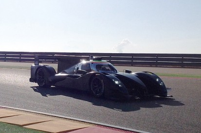 Strakka Dome LMP2 has completed more than 4000km of testing