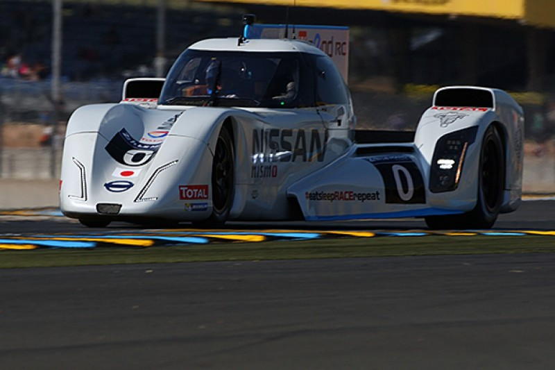 Le Mans 24 Hours says Garage 56 experimental concept will continue
