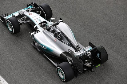 Mercedes F1 team says new car is more different than it looks