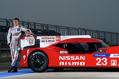 Nissan GT Academy graduates Mardenborough, Ordonez get LMP1 seats