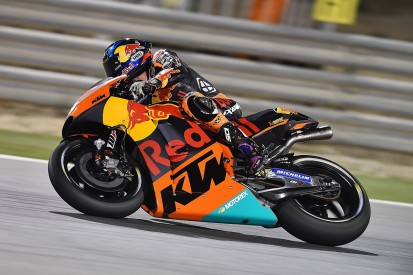 KTM to hold off on new parts for first races of MotoGP debut season