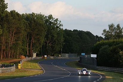 Le Mans continues safety revamp ahead of 2015 24 Hours