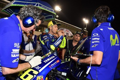 Valentino Rossi knew he couldn't ditch 2017 Yamaha MotoGP bike
