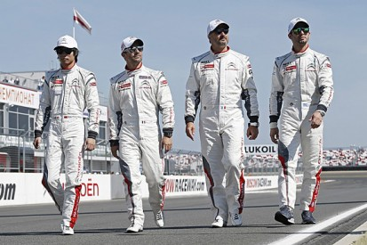 Citroen adds fourth works WTCC car for ex-F1 tester Ma Qing Hua