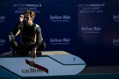 Vergne slams d'Ambrosio for 'stupid' defending in Mexico City ePrix
