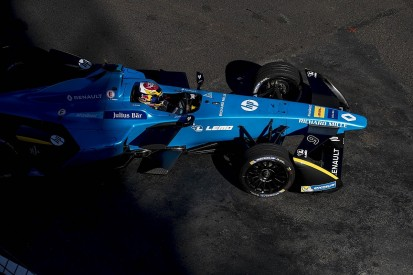 Formula E leader Buemi frustrated by multiple Mexico City problems