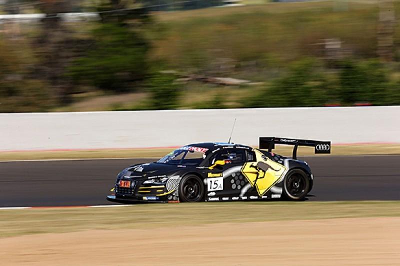 Bathurst 12 Hour: Laurens Vanthoor puts Phoenix Audi on pole