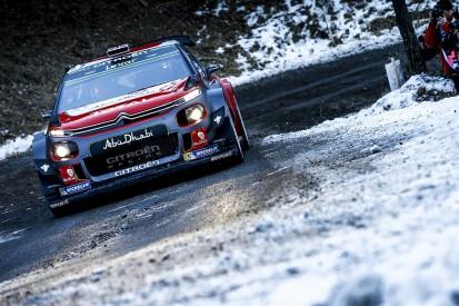 Citroen confident WRC problems in Monte won't return in Corsica