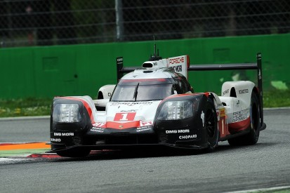 Neel Jani fastest again on second morning of WEC test at Monza