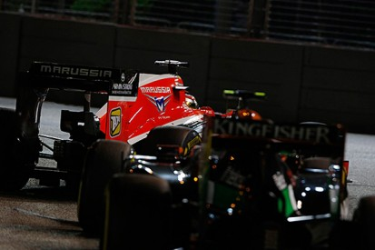 Force India: Marussia 2014 Formula 1 car proposal was 'speculative'