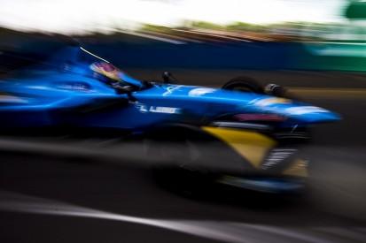 FE Mexico City: Renault e.dams driver Buemi fastest across practice
