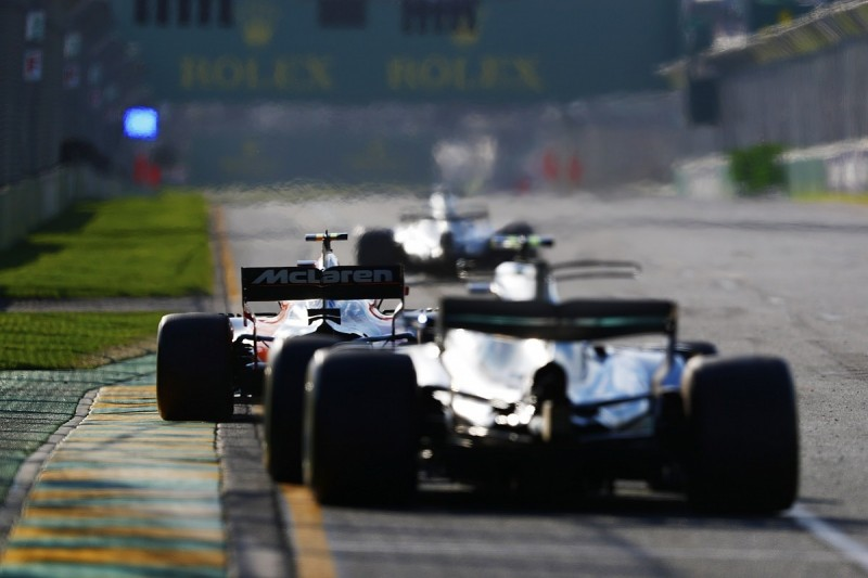 F1 plans to swap turbo engines for cheaper, noisier alternatives
