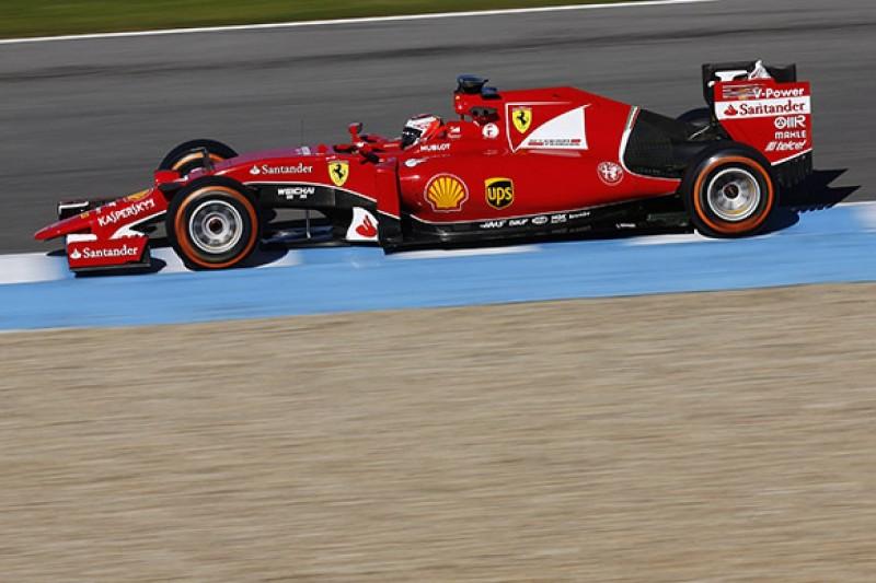 Jerez F1 test: Kimi Raikkonen fastest for Ferrari on final day