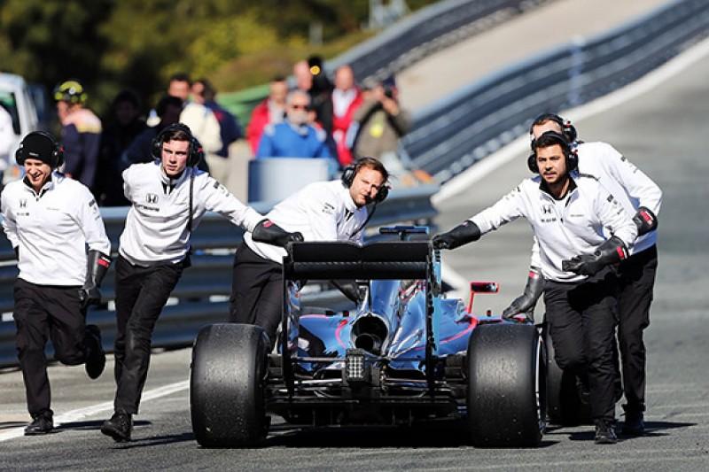 Jerez F1 test: McLaren-Honda says it knows what its true pace is