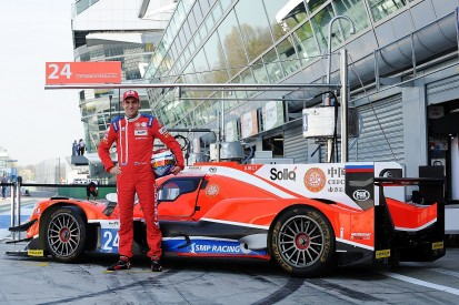 Ex-F1 driver Petrov secures Manor WEC drive in LMP2