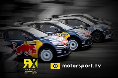 World Rallycross Championship to be shown on Motorsport.tv in UK