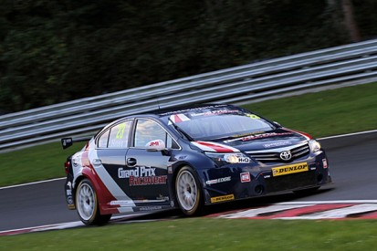 Team Hard set for 2015 BTCC return with United Autosports Toyota