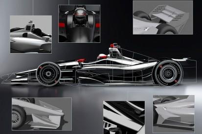 IndyCar unveils more images of 2018 Dallara