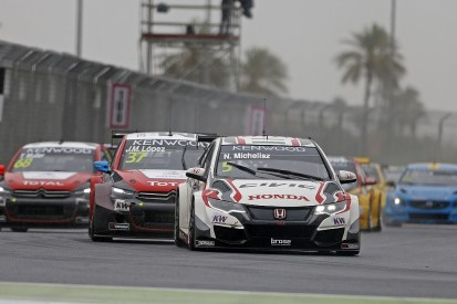 World Touring Car Championship won't use joker laps in Marrakech