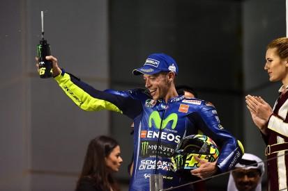 Valentino Rossi's winter MotoGP pace deficit 'gone' after Qatar GP