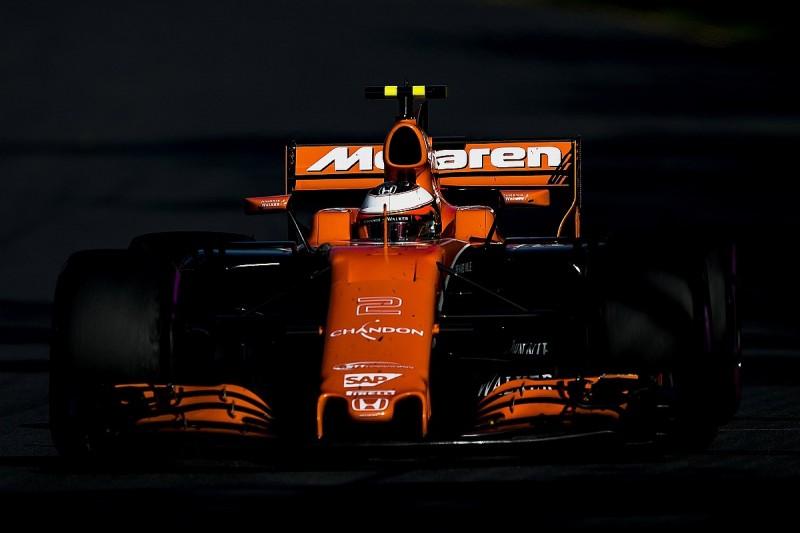 McLaren-Honda makes it 'difficult' for Vandoorne to show ability