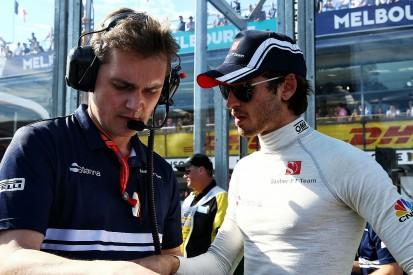 Sauber 'very surprised' by Giovinazzi's F1 Australian GP performance