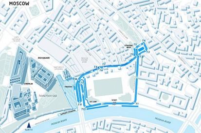 Moscow street race added to inaugural Formula E season