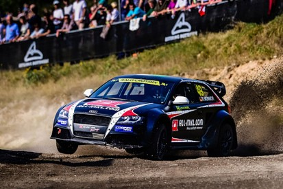 Munnich to focus on 2015 World Rallycross with Audi S3s