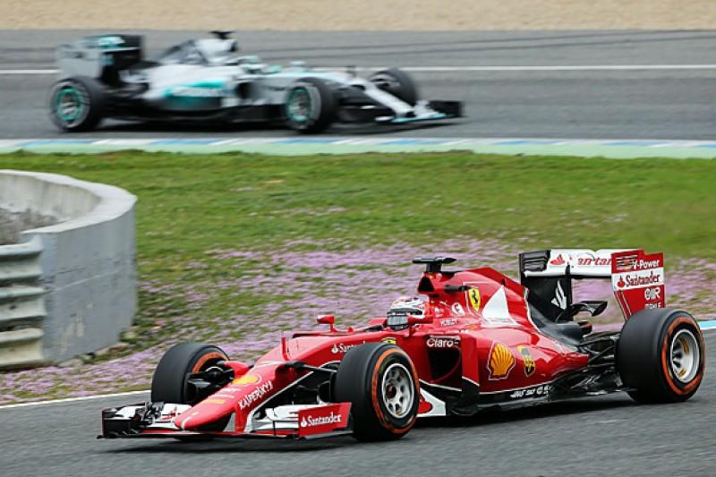 Jerez F1 test: Kimi Raikkonen fastest, McLaren-Honda makes progress
