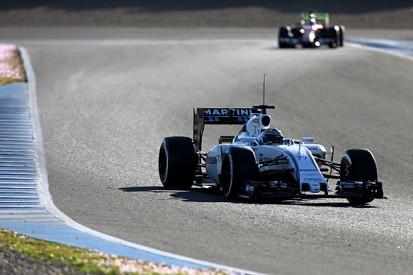 Jerez F1 test: Valtteri Bottas says Williams transformed from 2014