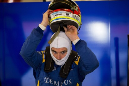 DAMS says Rowland needs his head 'put together' in second F2 season