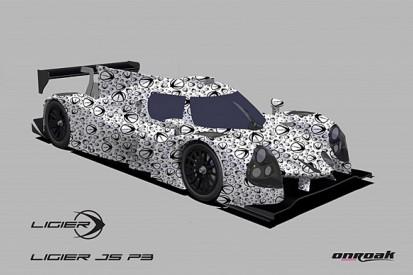 Onroak launches Ligier LMP3 for European Le Mans Series