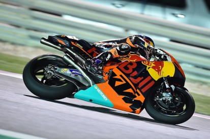 KTM had hoped for points on first full MotoGP weekend, says Smith
