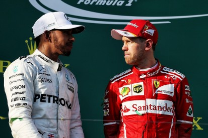 Hamilton: Vettel F1 title fight would be tougher than with Rosberg