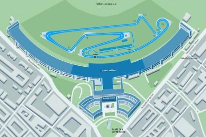 Formula E reveals revised Berlin Tempelhof track layout