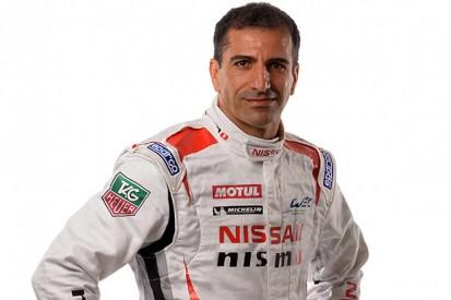 Le Mans winner, ex-F1 driver Marc Gene gets first Nissan LMP1 seat