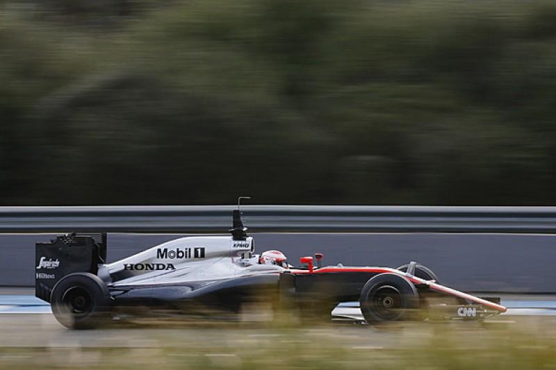 McLaren-Honda 2015 F1 car features all-new technology - Ron Dennis