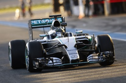 Mercedes holds fire on its F1 engine development plans