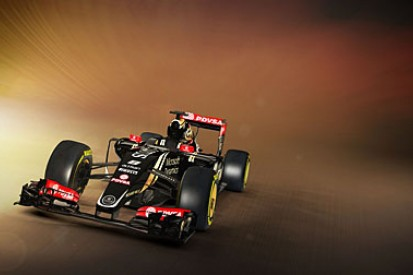 Lotus's E23 2015 Formula 1 car may not run before Tuesday of test