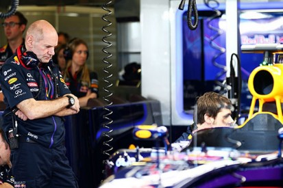 Adrian Newey doesn't expect Red Bull RB11 F1 title bid in 2015